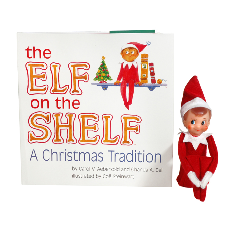 Advent amp my beef with the elf on the shelf the path less taken