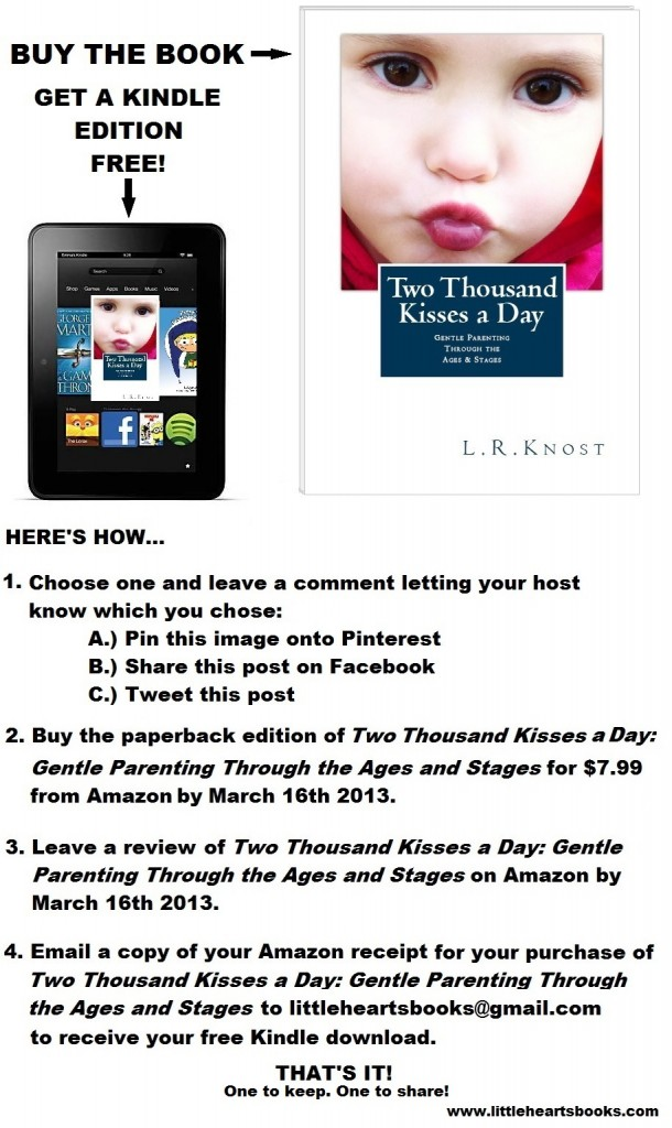 ttk kindle promotion book tour March 10 to 16