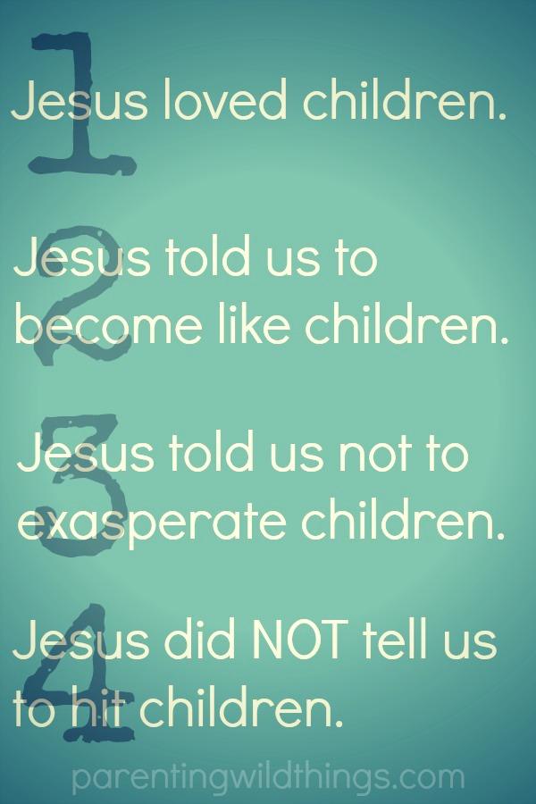 jesusandparenting