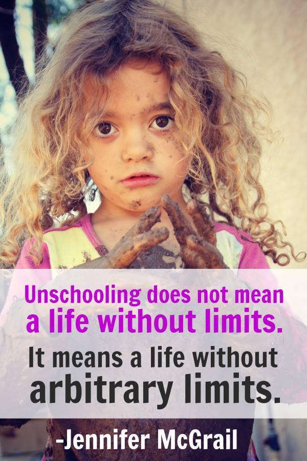 unschoolinglimits