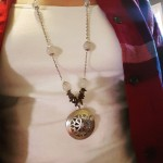 I bought this essential oil locket from the girl whohellip